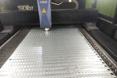 Sheet Metal Fabrication Process